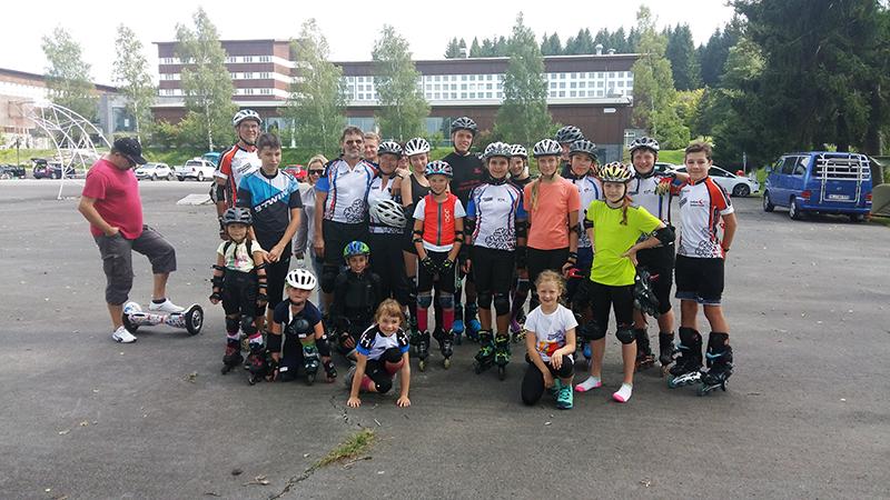 Nachtrag: Athletik/Inline-Trainingslager Alpin vom 25.-27.8.17