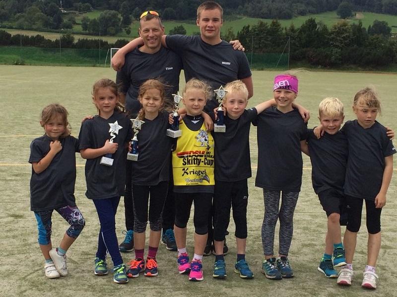 Skitty-Saisonauftakt in Elstra am 09.09.2017
