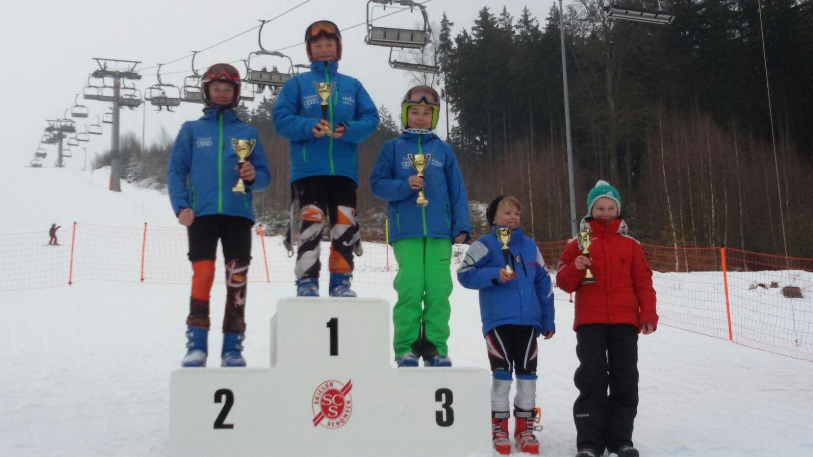Ergebnisnachtrag: Sächsische Meisterschaften in Othal und Schöneck am 11./12.2.2017