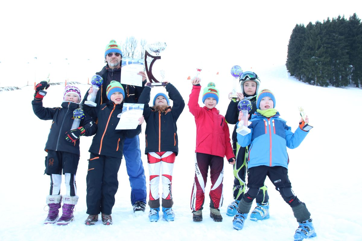 Nachholrennen und Skitty Finale am 11.3.17 in Othal