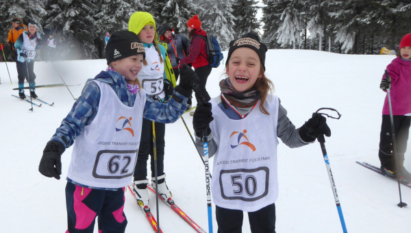 Landesfinale Skilanglauf: Klei...