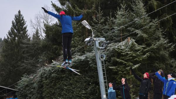 14. Landesjugendspiele - Bericht Skilanglauf...